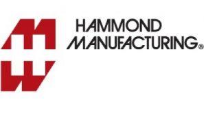 Hammond Manufacturing Logo