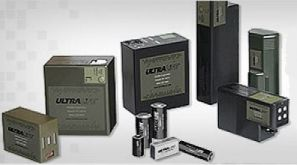 Ultralife Batteries Example Image