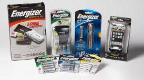 Energizer Battery Example Image